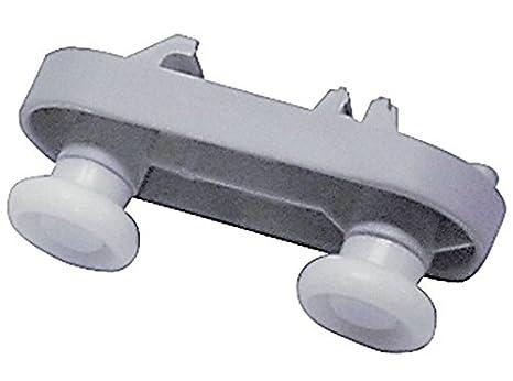 Conjunto rueda cesta lavavajillas. Mod. LJ062X: Amazon.es: Hogar