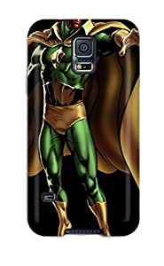 Best 7011393K29495899 Ultra Slim Fit Hard TashaEliseSawyer Case Cover Specially Made For Galaxy S5- Vision