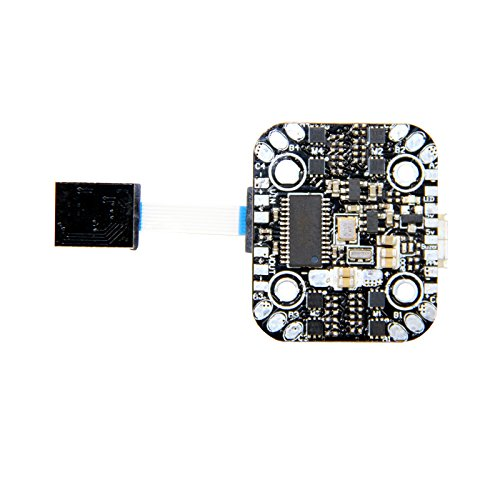 LaDicha 16X16Mm Spc Maker Mini F3 1S Flight Controller 5V Bec Built-In 4A 4In1 Esc Für Rc Fpv Racing Drone