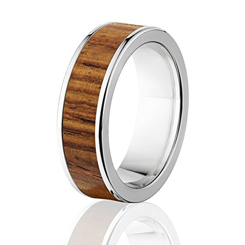 bentwood sterling ring inlay argentium rosewood handmade box store in wave silver rings wedding mahogany handcrafted bay bound wood byron