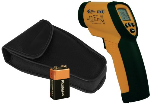 General Technologies Corp GTC LTX10 Infrared Thermometer with Laser Sight by General Technologies Corp (Image #1)