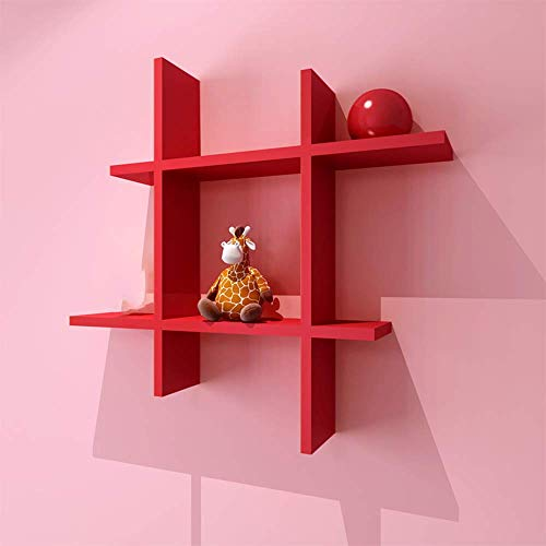 - Tableware Storage Rack Dish Drainer Rack Holder Or Paint wall shelf rack wall hanging living room partition TV background wall decoration frame creative bookshelf Cutlery Tableware Cup Storage Rack