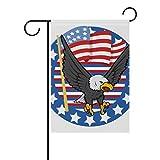 Best USA Spreaders - frorezxc Home Indoor Outdoor Garden Yard Flag12 x Review