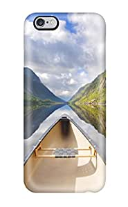 Vicky C. Parker's Shop Hot 5697275K62370523 New Tpu Hard Case Premium Iphone 6 Plus Skin Case Cover(view From A River Boat)