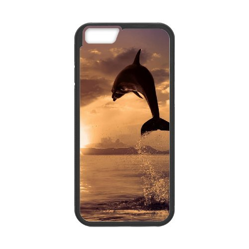 "LP-LG Phone Case Of Dolphin For iPhone 6 (4.7"") [Pattern-3]"