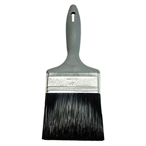 Shur-Line Series PM50519DS Paint Brush, Flat, Poly, 4-Inch/102mm