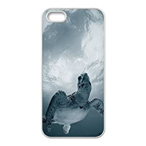 Sea Turtle Customized Cover Case for Iphone 5,5S,custom phone case ygtg564820 by Maris's Diary
