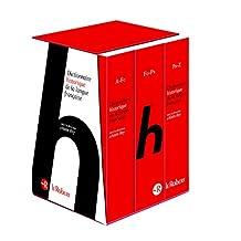 Dictionnaire historique de la langue française: (Coffret de 3 volumes)