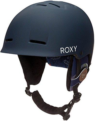 Roxy Avery Snow Helmet, Peacoat/Orissa Floral, 54 (Roxy Sunglasses Protection Uv)
