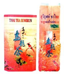 Suwirun Thai Tea ,Chin Shin Oolong Tea No.17 - 7.05 Ounces by Suwirun