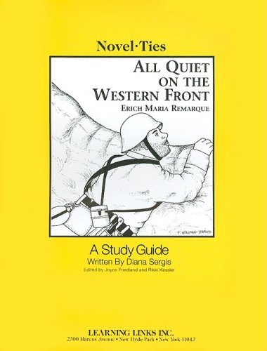 a literary analysis of all quiet on the western front From plot debriefs to key motifs, thug notes' all quiet on the western front summary & analysis has you covered with themes, symbols, important quotes, and more buy the book here on amazon http.