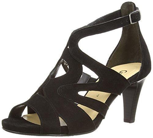 Gabor Shoes Gabor, Escarpins Femme Multicolore (Black)