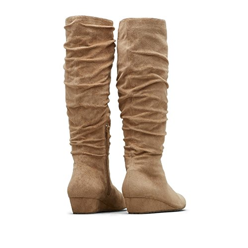 Reazione Kenneth Cole Fire Drill Pila Boot - Womens Light Taup