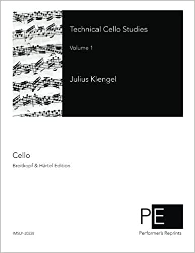 ;HOT; Technical Cello Studies: Volume 1. Alianza Journal Choose Albarino Smyths