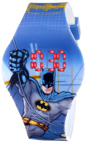 Batman-Kids-BAT4095-Digital-Display-Analog-Quartz-Blue-Watch