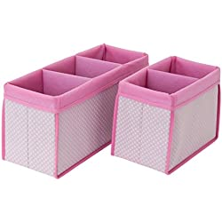 2 Piece Nursery Organizer Set