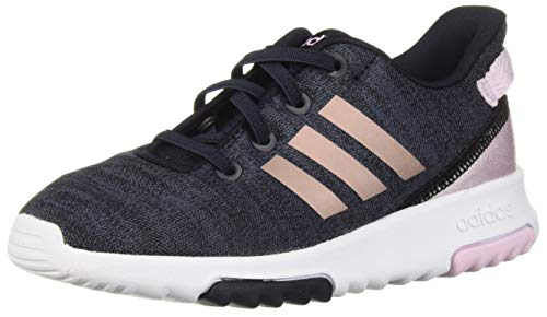adidas Baby Racer TR Running Shoe, Legend Ink/Vapour Grey Metallic/aero Pink, 6K M US ()