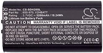 GAXI Battery Replacement for SportDOG TEK 2.0 GPS Handheld Dog Collar Battery