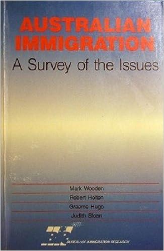 Australian Immigration A Survey Of The Issues Wooden Mark Holton Robert Hugo Graeme Sloan Judith 9780644127097 Amazon Com Books Mark holton was (born 2 april 1958; amazon com