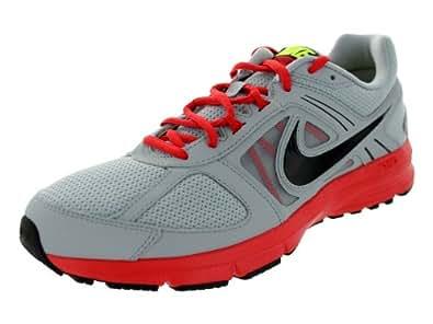 Nike Men's Air Relentless 3 Wolf Grey/Black/Chllng Red/Vlt Running Shoes 9 Men US