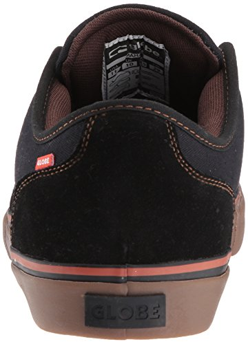 under $60 2014 unisex for sale Globe Men's Mahalo Skate Shoe Black/Tobacco lsH21