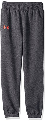 Under Armour Boys' Little French Terry Jogger, Carbon Heathe