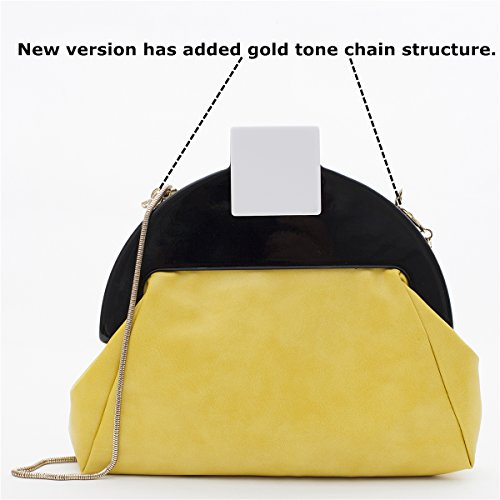 Zarapack Shoulder Art Women's Pu leather Clutch Zarapack Women's Bag Deco dFwBAq7x