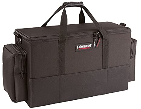 Lakewood productos Ultimate Tackle Box (no plano cajas) caso, negro: Amazon.es: Deportes y aire libre