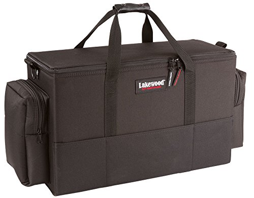 Lakewood Products Ultimate Tackle Box (No Plano Boxes) Case, Black by Lakewood