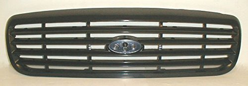 Grille Grill Black Horizontal Bar for 98-11