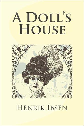 Amazon Com A Doll S House 9781501055270 Henrik Ibsen Books