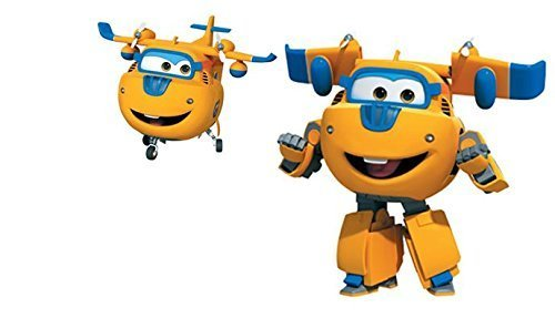Donnie Auldey Super Wings Transforming planes series animation Ship from Korea SportsMarket SG/_B00O7US93O/_US