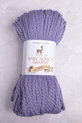 Plymouth Baby Alpaca Grande 100 Baby Alpaca Yarn 503 Wisteria
