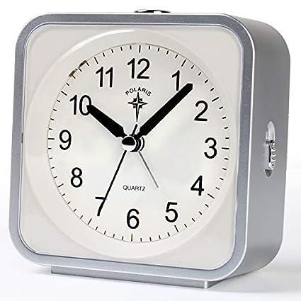 Limao Música Reloj Despertador Dormitorio Mudo Noche Luz De ...