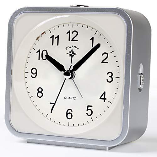 Limao Música Reloj Despertador Dormitorio Mudo Noche Luz De Fondo ...