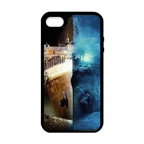 Titanic Ship Sinking Image Protective Iphone ipod touch4 - Titanic Phone Case Iphone 5