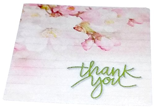 business thank you cards flower cards thank you card small business packaging inserts