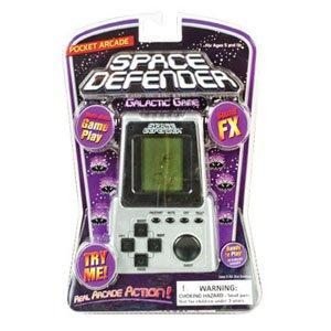 UPC 787793980800, Space Defender Electronic Handheld Arcade Game
