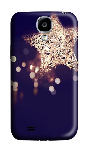 Samsung S4 Case,VUTTOO Stylish Fly Me To Polaris Hard Case For Samsung Galaxy S4 I9500 - PC 3D