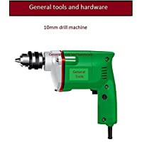 General tools Powerful Electric Drill Machine 10mm