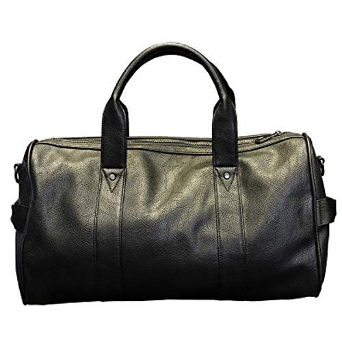 Classic Black Waterproof color Duffle Men Sports Travel Gym Zhrui For Bag Black ZqRgF