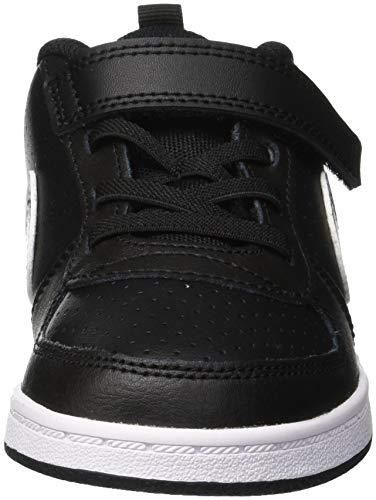 Platinum Nike color tdv Multicolore white black multi Pantofole Bimbi Borough Unisex pure 24 005 Court Low – 0 OZtrOq