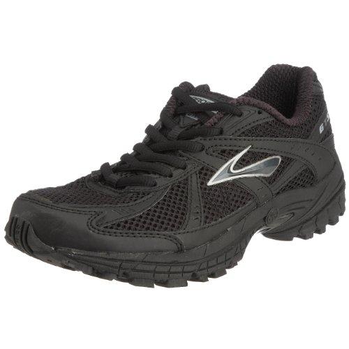 Brooks - Zapatillas de running para mujer, color blanco, talla 42.5 Negro (Schwarz (Schwarz))