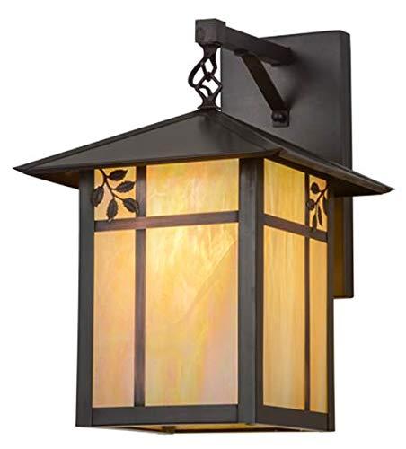 York Hanging Lamp - Seneca Sprig Hanging Wall Sconce