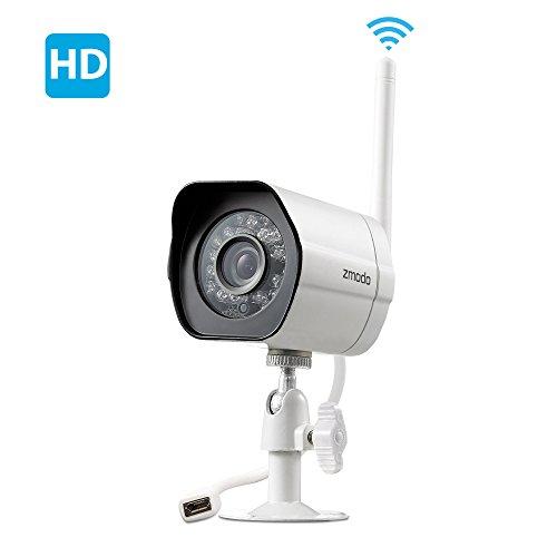 Zmodo Outdoor Wireless Security Surveillance