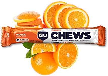 GU Energy Double Serving Sleeve 18 Count