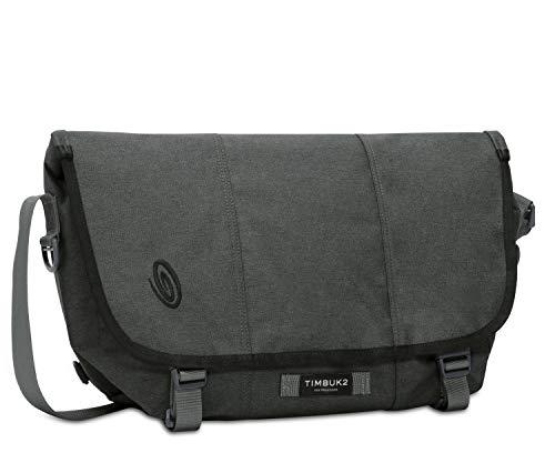Timbuk2 Classic Messenger Bag, Gunmetal Tundra, Large - Messenger Mens