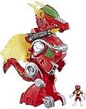 Playskool Heroes Power Rangers Red Ranger