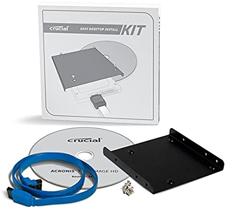 Crucial Solid State Drive Install Kit-CTSSDINSTALLAC: Crucial ...