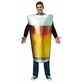 Rasta Imposta Beer Pint Costume